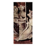 La Débutante By Johann Heinrich Füssli (Best Quali Custom Rack Cards