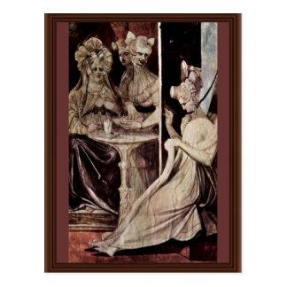 La Débutante de Juan Heinrich Füssli (el mejor Qua Postal