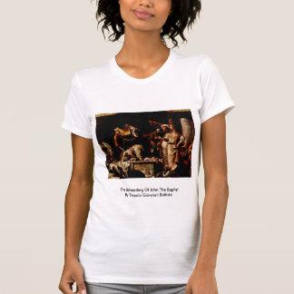 La decapitación de San Juan Bautista Camisetas