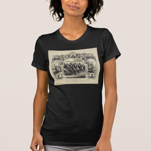 La décimo quinta enmienda constitucional y es camisetas