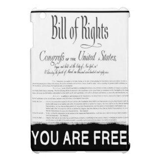 La Declaración de Derechos iPad Mini Cárcasas