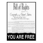 La Declaración de Derechos Postal