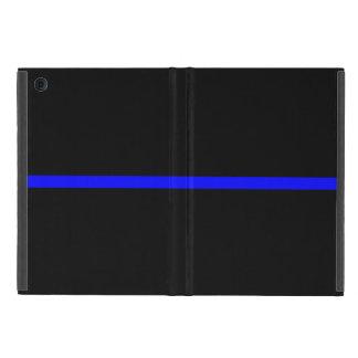 La declaración fina simbólica de Blue Line iPad Mini Protector