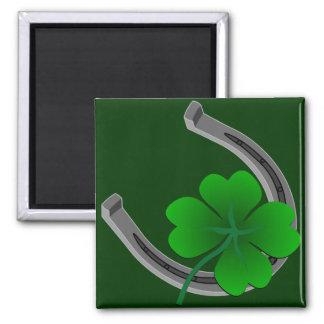 La decoración casera del imán de St Patrick irland