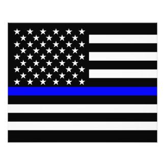 La decoración fina de la bandera americana de Blue Fotografías