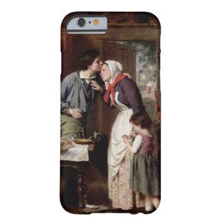 La dedicación de un hijo, 1868 (aceite en lona) funda de iPhone 6 barely there