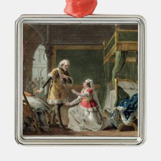 La dedicación heroica de la margarita de Provence  Adornos De Navidad