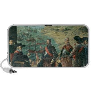 La defensa de Cádiz contra el inglés, 1634 Altavoz De Viajar