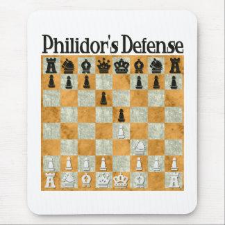 La defensa de Philidor Tapete De Raton