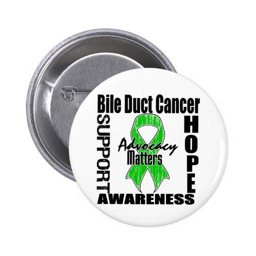La defensa importa cáncer hepático pin redondo 5 cm