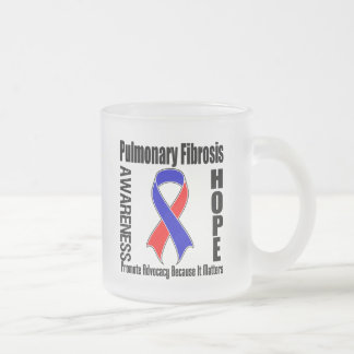La defensa importa fibrosis pulmonar tazas