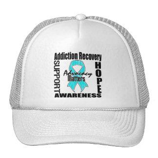 La defensa importa recuperación del apego gorras