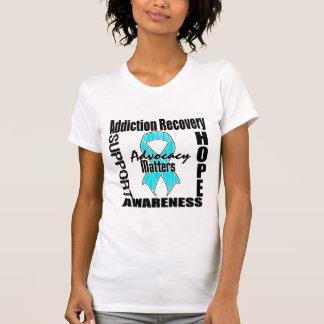 La defensa importa recuperación del apego camiseta