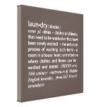 La definición del lavadero firma adentro la moca B Impresiones En Lona