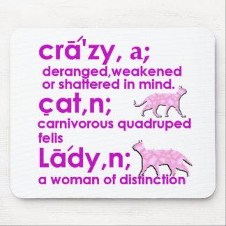 La definición verdadera tapete de ratones