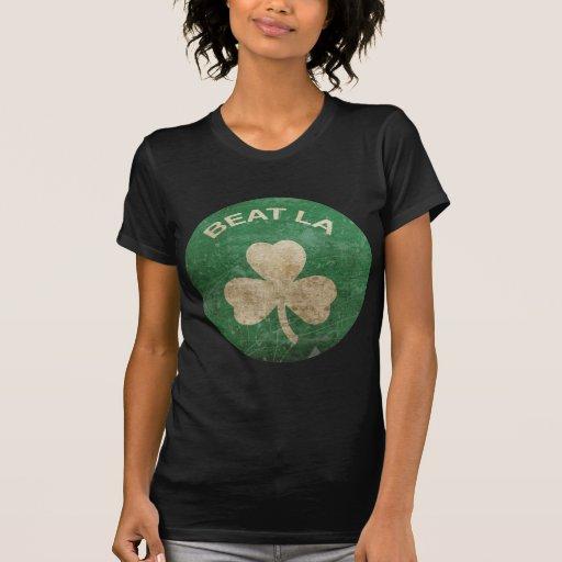 LA del golpe del vintage T-shirts
