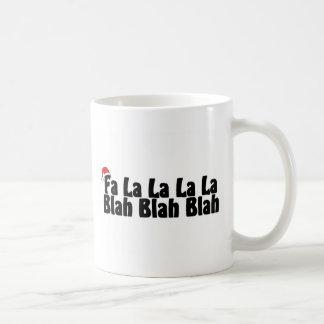 La del La del La del La del Fa soso - soso Taza De Café