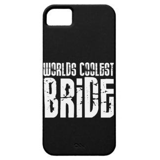 La del mariée del jeune del La más fraîche de iPhone 5 Fundas