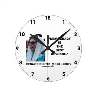 La democracia de Benazir Bhutto es la mejor vengan Relojes