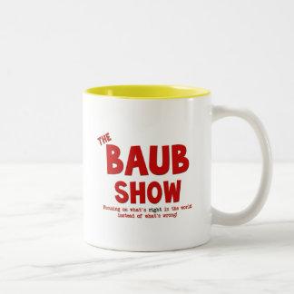 La demostración de Baub taza de café de 15 onzas