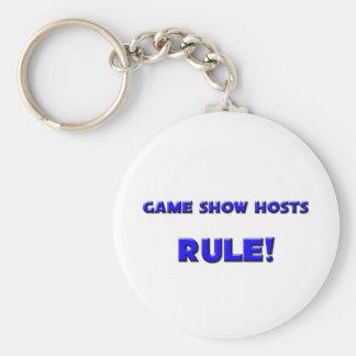 ¡La demostración de juego recibe regla! Llavero Redondo Tipo Pin