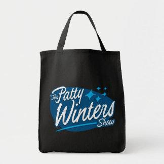 La demostración de los inviernos de Patty Bolsas De Mano