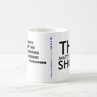 La demostración de Matt Smanski Tazas De Café