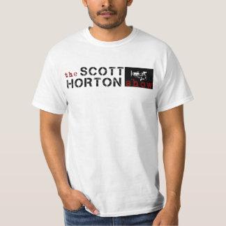 la demostración de Scott Horton Playera