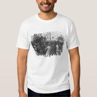 La demostración del Chartist en Kennington Camisas