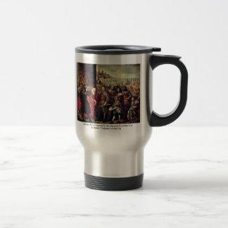 La deposición de Génova Taza De Café