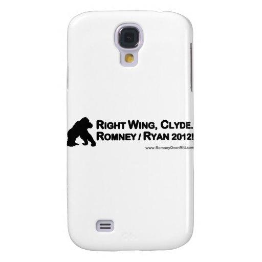 ¡La derecha Clyde! Funda Para Galaxy S4