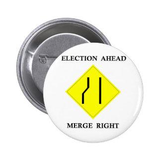 La derecha de la fusión de la elección a continuac pin