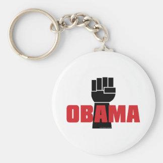 ¡La derecha de Obama encendido Llavero