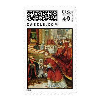La derecha del altar de Aschaffenburg: Fundación Envio