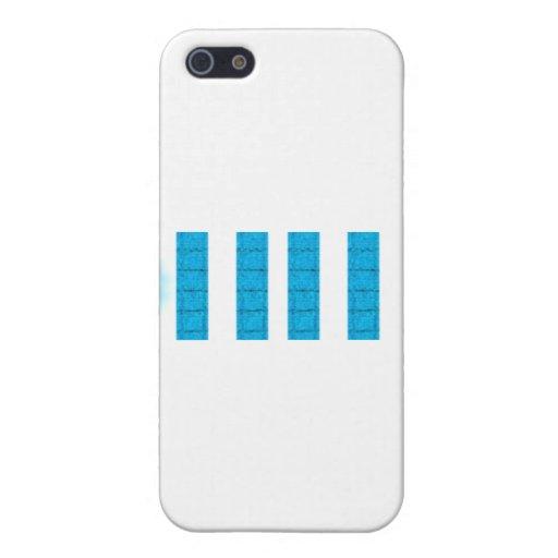 La derecha principal mágica del agua iPhone 5 cobertura