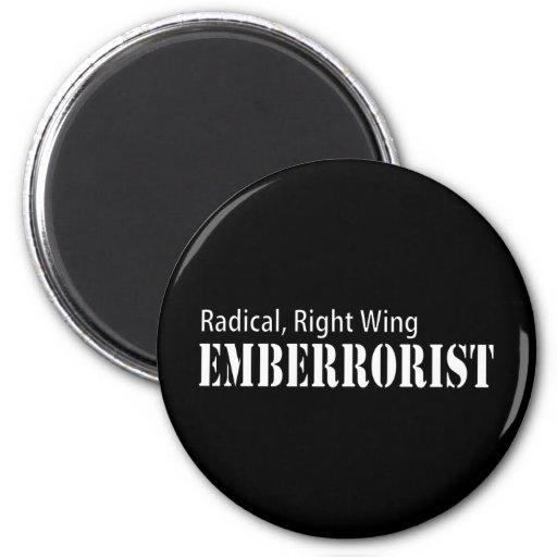 La derecha radical Emberrorist Imán De Nevera