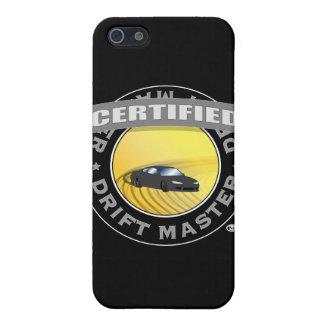 La deriva certificó el caso del iPhone 4 iPhone 5 Funda