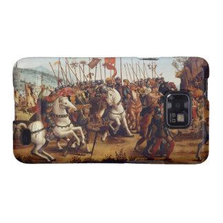 La derrota de Atenas de Minos, rey de Creta, de Samsung Galaxy S2 Fundas