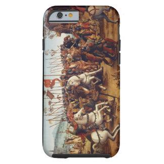 La derrota de Atenas de Minos, rey de Creta, de Funda Resistente iPhone 6