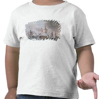 La derrota de las fuerzas combinadas camiseta