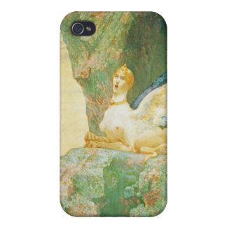 La desesperación de la esfinge, 1890 iPhone 4 fundas