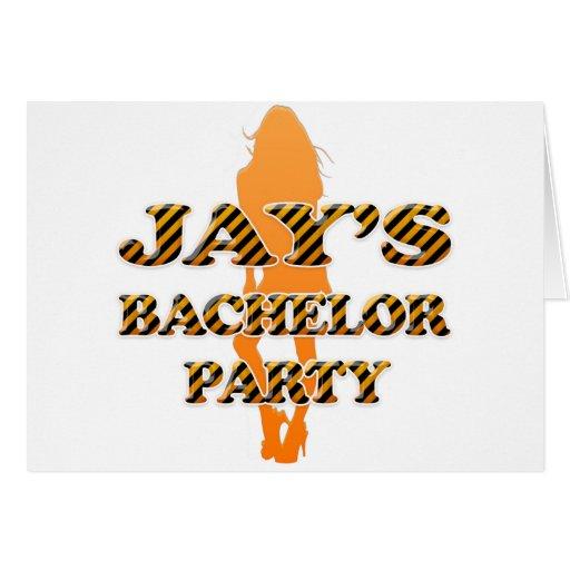 La despedida de soltero de Jay Tarjeton