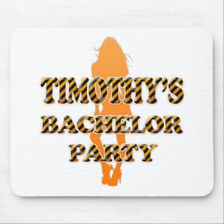 La despedida de soltero de Timothy Alfombrillas De Ratón