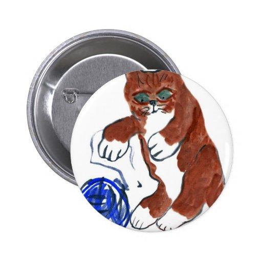 La despedida del hilado, Wheeeeee, dice el gatito Pins