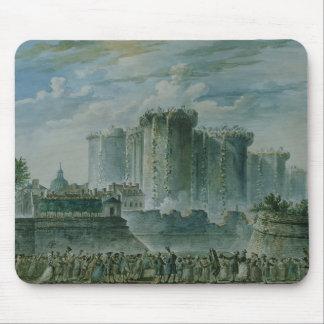 La destrucción del Bastille, el 14 de julio de 178 Tapete De Raton