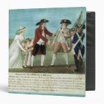 La detención de Louis XVI y su familia