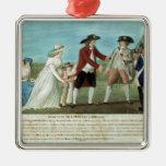 La detención de Louis XVI y su familia Ornamentos De Reyes