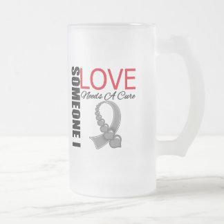 La diabetes alguien amor de I necesita una curació Taza De Café