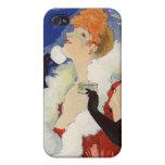 La Diaphane, Jules Chéret Cases For iPhone 4