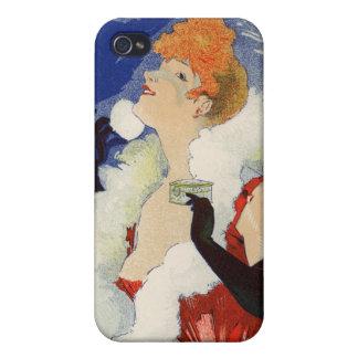 La Diaphane, Jules Chéret iPhone 4/4S Cover